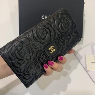 CHANEL - 【❥新品*未使用】CHANღEL シャネル 財布