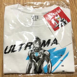 UNIQLO - Tシャツ ユニクロ ウルトラマン サイズ100 UNIQLO