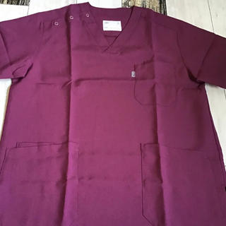 ミズノ(MIZUNO)の10月1日まで値下げ‼︎スクラブ上下セット MIZUNO   医療服(その他)
