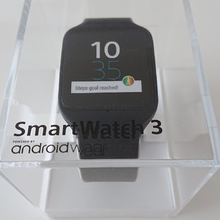 ソニー(SONY)のSONY SMARTWATCH 3 SWR50/B(その他)