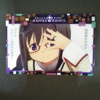 バンプレスト(BANPRESTO)の劇場版 魔法少女まどか☆マギカ 暁美ほむら トレーディングカード(カード)