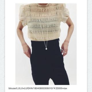 エディットフォールル(EDIT.FOR LULU)のlulu tops(シャツ/ブラウス(半袖/袖なし))