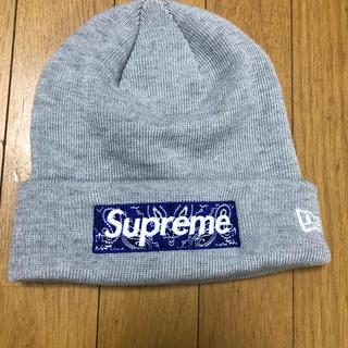 シュプリーム(Supreme)のsupreme (ニット帽/ビーニー)