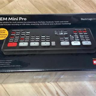 Magical Design - 【送料込み】Blackmagic Design ATEM Mini Pro