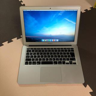 マック(Mac (Apple))の【特別割引】MacBookAir Early2015 13インチ Office付(ノートPC)