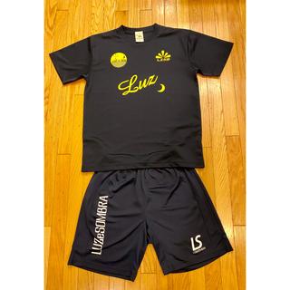 LUZ - ルースイソンブラ プラクティスシャツ パンツ M