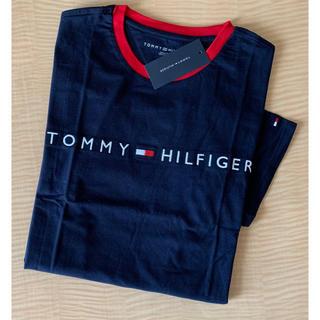 TOMMY HILFIGER - 新品 最新作 トミーヒルフィガーTシャツL