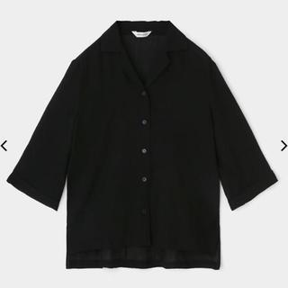 マウジー(moussy)の moussy 新品ブラウス(シャツ/ブラウス(半袖/袖なし))