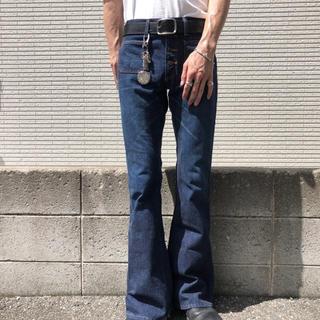 JOHN LAWRENCE SULLIVAN - vintage wrangler フレアパンツ ブーツカット ベルボトム デニム