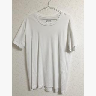 Maison Martin Margiela - マルタン マルジェラ ホワイトtシャツ