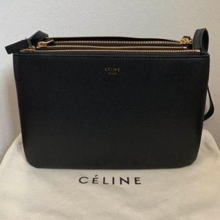 セリーヌ  Celine トリオ ラージ ショルダーバッグ 即購入大歓迎