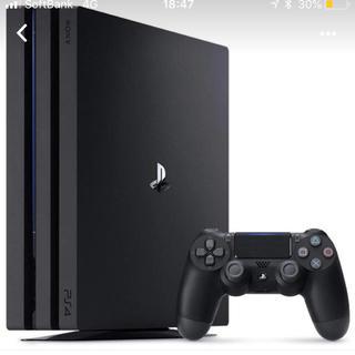 プレイステーション4(PlayStation4)のS様専用PlayStation 4 ジェット・ブラック 2TB とグレイシャー(家庭用ゲーム機本体)