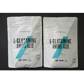 マイプロテイン(MYPROTEIN)のLグルタミン 250g×2(アミノ酸)