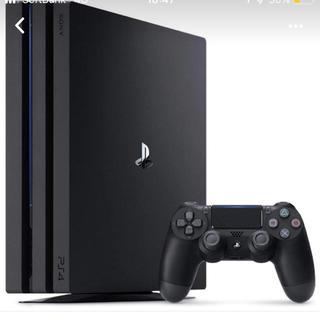プレイステーション4(PlayStation4)のS様専用 PlayStation 4 Pro ジェット・ブラック 2TB (家庭用ゲーム機本体)