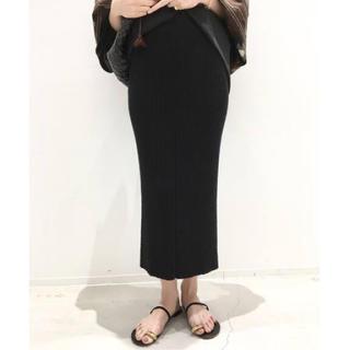 L'Appartement DEUXIEME CLASSE - L'Appartement  Boucle スカート 36 黒 アパルトモン