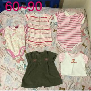 BeBe - 女の子  洋服まとめ売り★60~90