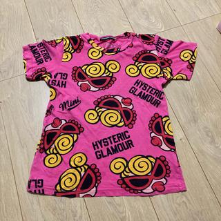 HYSTERIC MINI - フェイスTシャツ