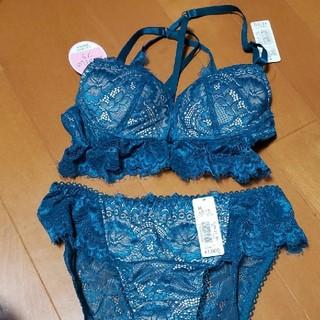 aimer feel - エメフィール Sexy Achlaceブラ&ショーツ B65  M