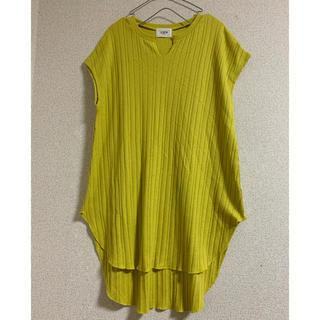 プティマイン(petit main)のプティマインリアン カットソーFree(Tシャツ(半袖/袖なし))