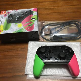 Nintendo Switch - Proコントローラー スプラトゥーン