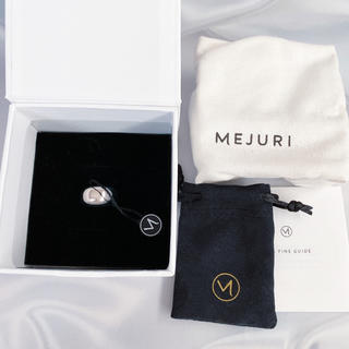 エディットフォールル(EDIT.FOR LULU)のMEJURI メジュリ ドームリング 指輪 シルバー(リング(指輪))