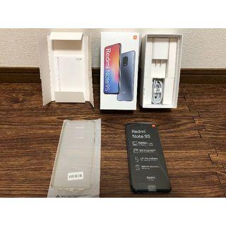 ANDROID - 中古 Redmi Note 9s オーロラブルー 64gb SIMフリー
