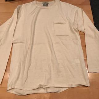 ジャーナルスタンダード(JOURNAL STANDARD)のrelume journal standard白のカットソー(Tシャツ/カットソー(七分/長袖))