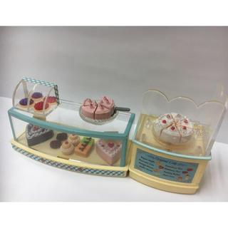 EPOCH - シルバニアファミリー ケーキ屋さんセット