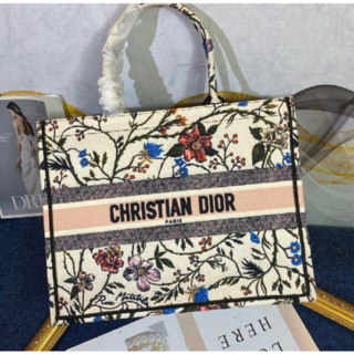 Dior - CHRISTIAN DIOR クリスチャンディオール ブックトート
