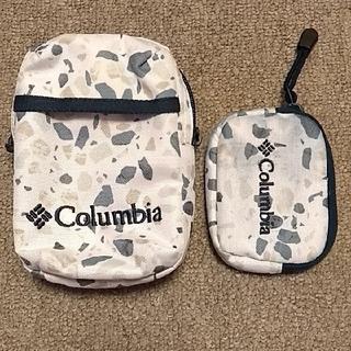 コロンビア(Columbia)の超美品 Columbia ポーチ&コインケース(ウエストポーチ)