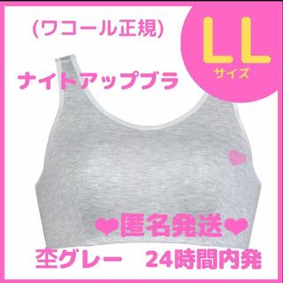 Wacoal - 【新品】★LL★ ワコール ナイトアップブラ★美乳 育乳