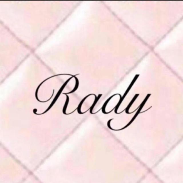 Rady(レディー)のrady エレガンスフラワーフーディ エレフラ レディースのトップス(パーカー)の商品写真