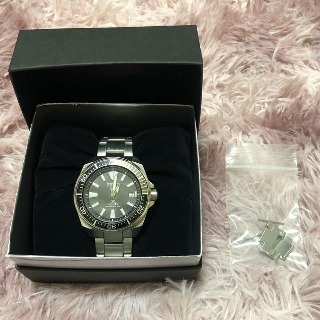 SEIKO(セイコー)のSEIKO プロスペックス PROSPEX サムライ SRPB51K1 メンズの時計(腕時計(アナログ))の商品写真