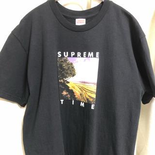 Supreme - Supreme 2020ss TIME T M