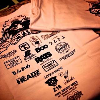 エムアンドエム(M&M)のSPIT NIGHT Tシャツ S m&m wolf's head wtaps他(Tシャツ/カットソー(半袖/袖なし))