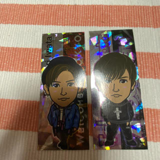 三代目 J Soul Brothers - 3代目J Soul brothers 岩田剛典 千社札 二枚セット