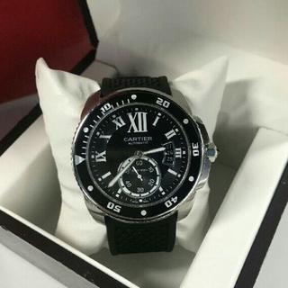 SEIKO - 本日限定高品質付属品完備 カルティエ自動巻腕時計