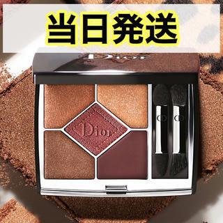 Dior - 箱付き新品 Dior サンククルール アイシャドウ ミッツァ 689