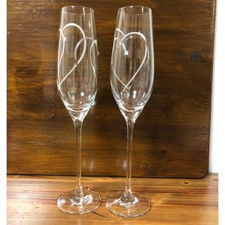 ウェッジウッド(WEDGWOOD)のWEDGWOODのシャンペングラス(シャンパン/スパークリングワイン)
