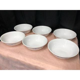 コレール(CORELLE)の未使用 コレール モーニングブルー 中皿 6枚セット(食器)