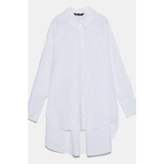 ZARA - ZARA オーバーサイズシャツ