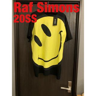 RAF SIMONS - Raf Simons 20SS smiley T-shirt M size 新品