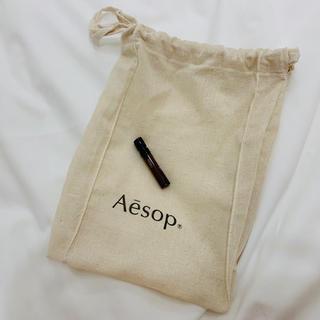 Aesop - Aesop イソップ 巾着 香水 サンプル