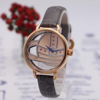 ヴィヴィアンウエストウッド(Vivienne Westwood)の正規品【新品電池】VivienneWestwood/ピンクゴールド オーブ 人気(腕時計)