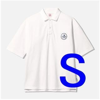 ジーユー(GU)のSサイズ 新品 GU STUDIO SEVEN 超大型店 ビッグポロ ポロシャツ(ポロシャツ)