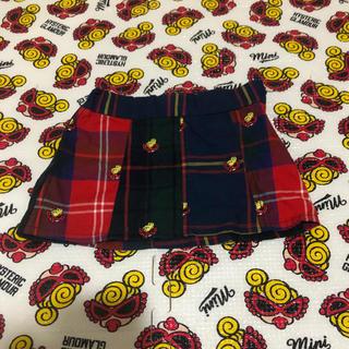 HYSTERIC MINI - 刺繍スカート