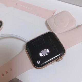 アップルウォッチ(Apple Watch)のアップルウォッチ4mini早い者勝ち(腕時計(デジタル))