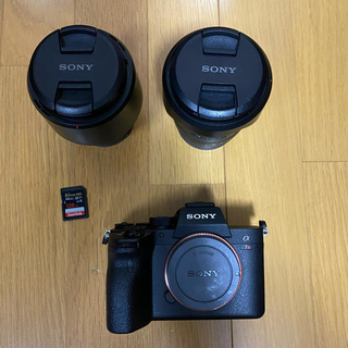 SONY - SONY ILCE-7RM4 a7RⅣ SEL20F18 SEL85F18