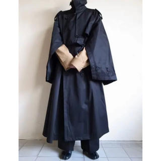 SUNSEA - stein Double Shade Trench Coat