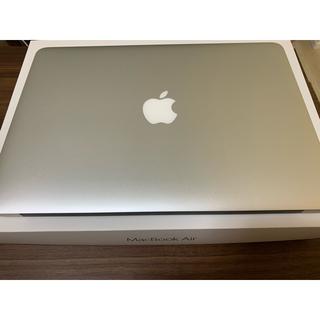 Apple - 【ほぼ未使用】MacBook Air 2017 本体 付属品完品